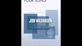 Your Song - By Don Macdonald