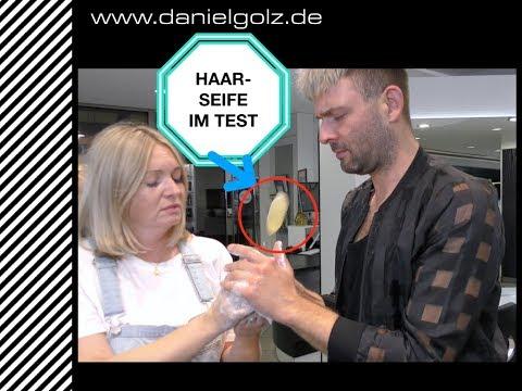 Haarseife, Dauerwelle und Drogerie Produkte