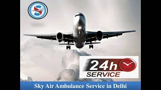 Obtain Air Ambulance from Patna with Advanced Medical Services