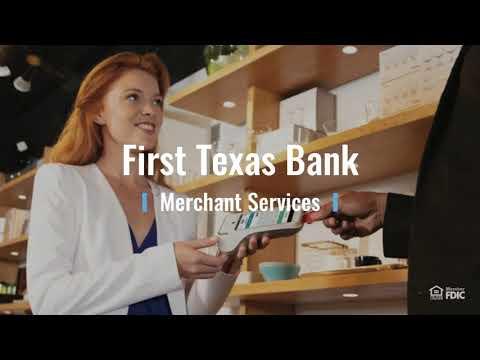 Merchant Services Lampasas