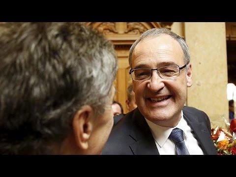 Ελβετία: Δύο ευρωσκεπτικιστές στη νέα κυβέρνηση