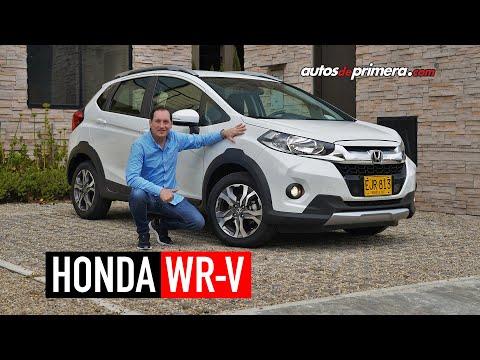 Honda WR V 🔥 Un mini SUV espacioso y muy funcional 🔥 Prueba - Reseña
