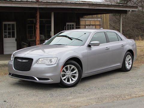 2015 Chrysler 300 Limited V6 Start Up, Road Test, and In Depth Review