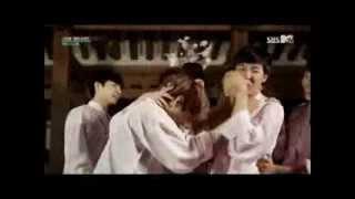 [ENG Sub] 방탄소년단 BANGTAN BTS Kiss Cut (J Hope & V)