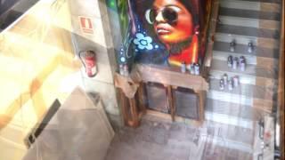 Graffiti Girona té Flow