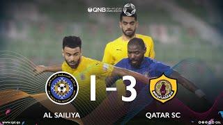 But et deux passes décisives de Belaili avec son club Al Sailiya