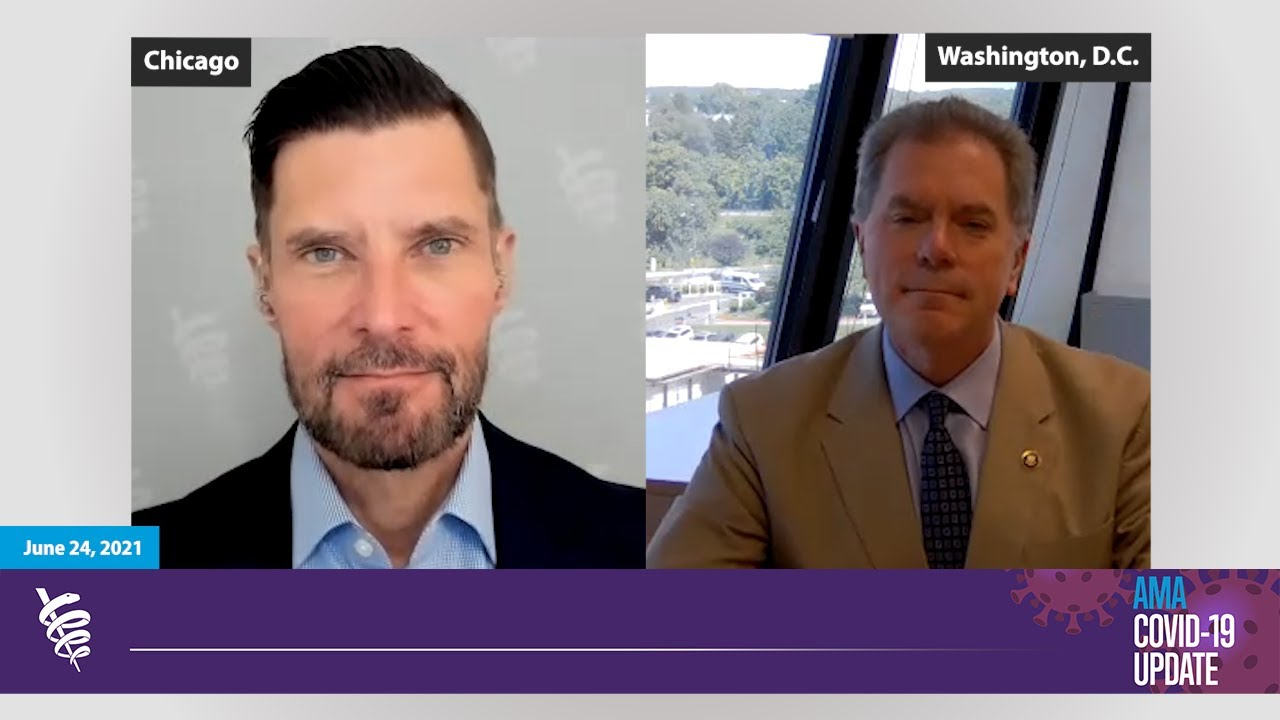 Dr. Michael Anderson on effectiveness of monoclonal antibodies | COVID-19 Update for June 24, 2021