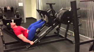 Arsenal Strength Pro Leg Press Strength Equipment