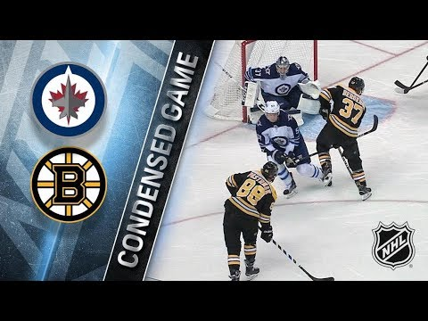 Winnipeg Jets vs Boston Bruins – Dec. 21, 2017 | Game Highlights | NHL 2017/18. Обзор матча