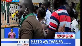 Wauguzi wa Kaunti ya Trans-Nzoia  wameapa kutorejea kazini hadi matakwa yao yatimizwe