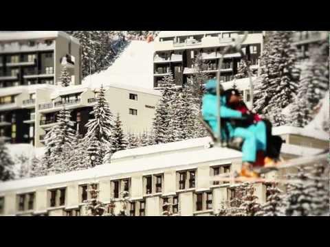 Station de ski de Flaine - Haute-Savoie