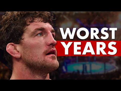 10 Worst High Profile Years For A Fighter in MMA History