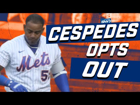 Todd Zeile says the way Cespedes opted out was 'a little bit classless'   | New York Mets | SNY