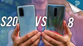 Samsung Galaxy S20 vs OnePlus 8 - $300 Difference?