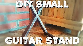 How To Make A Guitar Stand Easy Free Online Videos Best Movies Tv