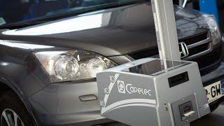 """Реглоскоп - лазерный и цифровой прибор для настройки света фар от компании ТОВ """"ДІАГНОСТІК-ЛАЙН"""" - видео"""