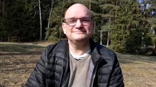 Christer Åberg om sin kommande bok Den oönskade