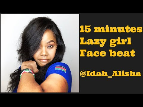 15 MINUTES LAZY GIRL FACE BEAT