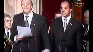 Asunción Presidencial Néstor Kirchner