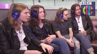 """Blossoms Play """"SAY WHAT?!"""" 