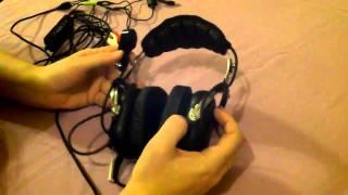 Unboxing/Test: Headset Big Ben PHS20 - PS3 & Pc