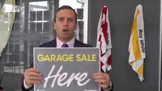 Ray White Great Garage Sale Campaign 2014