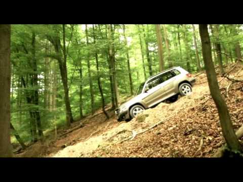 Mercedes-Benz GLK-Class Trailer