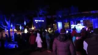 preview picture of video 'Fête 200e Drummondville , 31 décembre 2014'