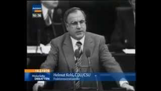Helmut Kohl Vs. Herbert Wehner Teil 2/4