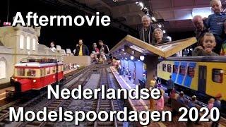 Nederlandse Modelspoordagen 2020