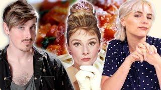 We Tried Audrey Hepburns Personal Pasta Recipe