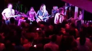 Chris Robinson Brotherhood - About a Stranger - NYC Harbor 6.6.14