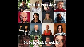 Musik-Video-Miniaturansicht zu Die Demokratie ist weiblich Songtext von Sebastian Krumbiegel