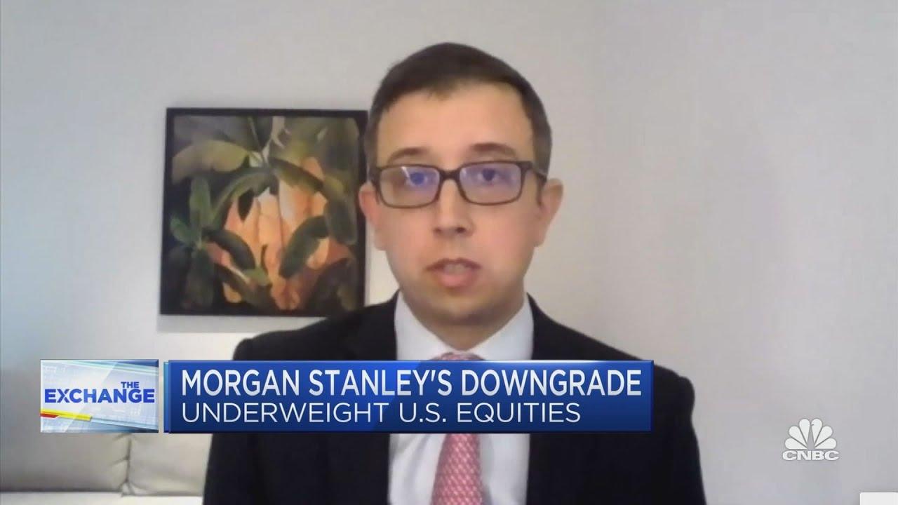 Morgan Stanley downgrades U.S. markets thumbnail