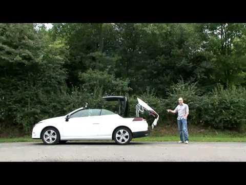 Fifth Gear Web TV – Renault Megane CC Road Test