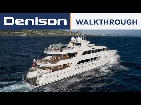 Richmond Yachts Tri-Deck Motor Yacht video