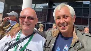 Live from Nottingham Protest - Save Our Children - 22nd August 2020