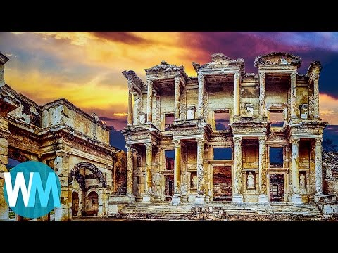 Top 10 Incredible Ancient Ruins