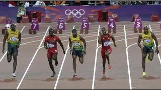 The Five Fastest Men in History