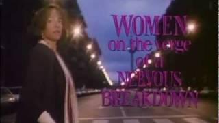 Mujeres al borde de un ataque de nervios Women on the Verge of a Nervous Breakdown Movie