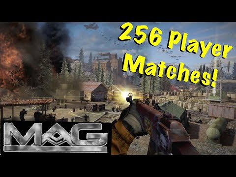 The Biggest Game That You Never Played (MAG)