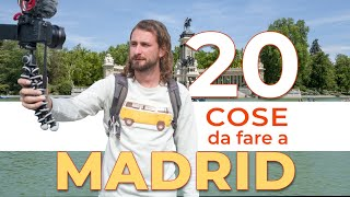 Cosa vedere a MADRID (in 3-4 giorni)