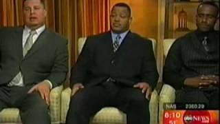 Michael Jackson Bodyguards on GMA Part 2