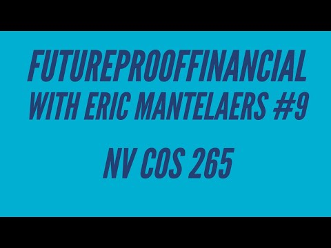 FutureProofFinancial with Eric Mantelaers #9