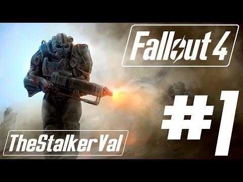 Fallout 4 - #1 [Убежище 111]