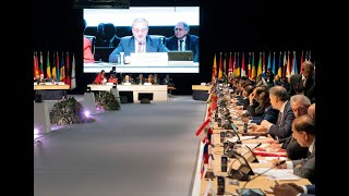 Foreign Minister of the Republic of Armenia chaired the 36th Ministerial Conference of La Francophonie