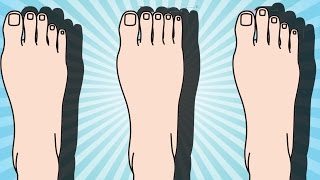Ayak Parmaklarının Şekline Göre Nasıl Bir Kişiliğin Var?