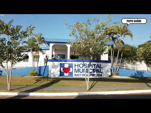 Diretor do Hospital Municipal de Jaciara apresenta números de atendimentos do 1° semestre