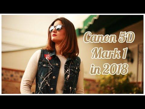 Canon 5D Mark I in 2018 - Die beste Budget Profi Kamera 2018?