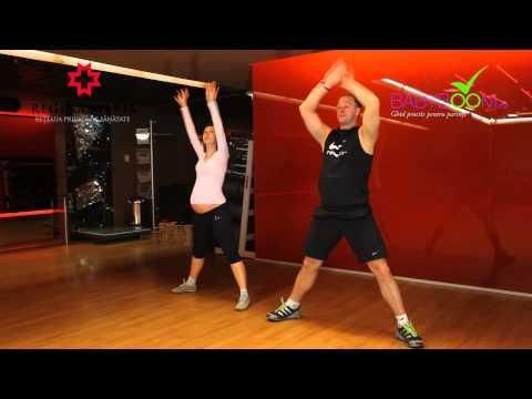 Exercițiu pentru a îmbunătăți vizionarea video exercițiu